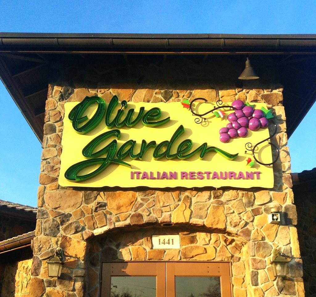 olive garden restaurant darden restaurants