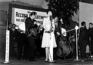 PATSY CLINE singing for the Grand Ole Opry