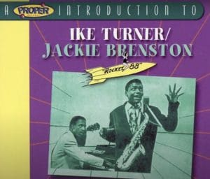 """""""Rocket 88"""" Jackie Brenston"""
