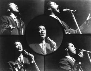 Sam Cooke, concert at the Copa, 1964.
