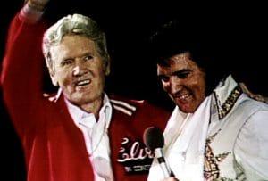Vernon and Elvis, 1970s