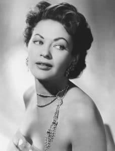 PASSION, Yvonne De Carlo, 1954