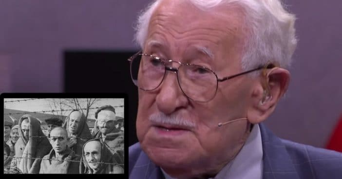 101-Year-Old Holocaust Survivor Calls Himself The 'Happiest Man On Earth'