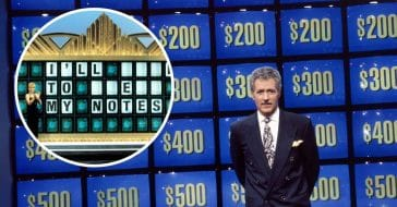 Alex Trebek shared differences between Jeopardy and Wheel of Fortune fans
