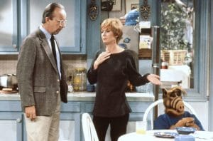 Anne Schedeen and Max Wright cited plot limitations, cast tension, and a hazardous set