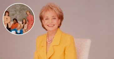 Barbara Walters blindsided by co host of The View
