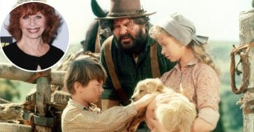 Beverly Washburn opens up about filming Old Yeller