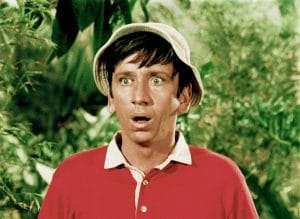 Bob Denver as Gilligan