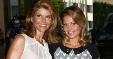 Candace Cameron Bure reveals if she still talks to Lori Loughlin