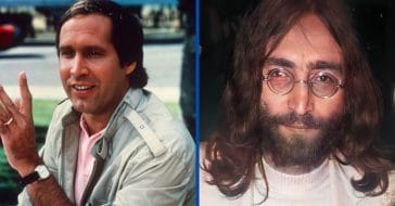 Chevy Chase Shares Why People Were 'Frightened' Of John Lennon