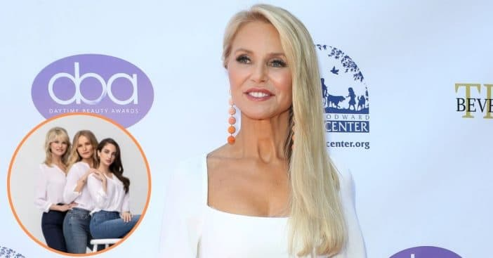 Christie Brinkley And Her Daughters Model In New Ad Ahead Of Mother's Day