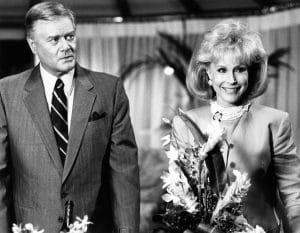 Dallas, Barbara Eden, Larry Hagman