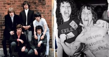 Do You Remember The Rolling Stones' Crazy Track About An Underage Girl