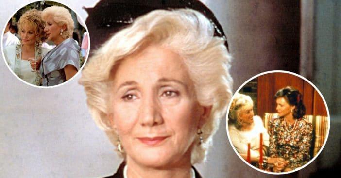 Dolly Parton and Sally Field honor Olympia Dukakis