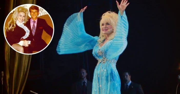 Dolly Parton responds to rumors that she never sees her husband