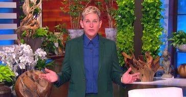 Ellen DeGeneres opens up about the scandal fallout