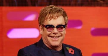Elton John says he is in the best shape of his life