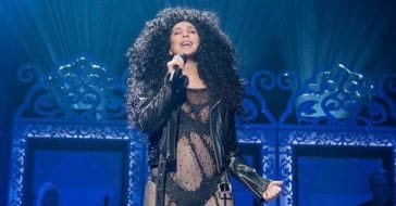For her birthday, Cher had a gift for fans