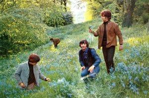 George Harrison, Paul McCartney, Ringo Starr, John Lennon