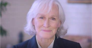 Glenn Close shares her experience growing up in what's been called a cult
