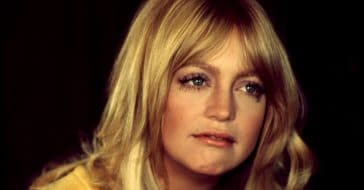 Goldie Hawn opens up about battling depression