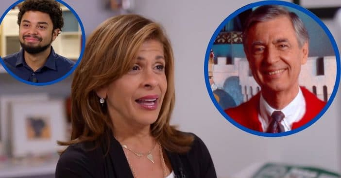 Hoda Kotb celebrates America's teachers and the next aspiring Mister Rogers