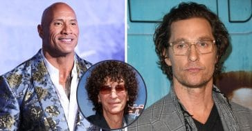 Howard Stern Warns Dwayne 'The Rock' Johnson, Matthew McConaughey About Starting Political Careers