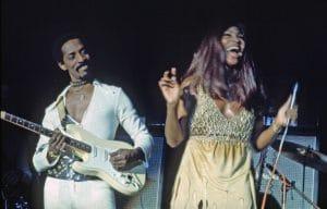 Ika and Tina Turner