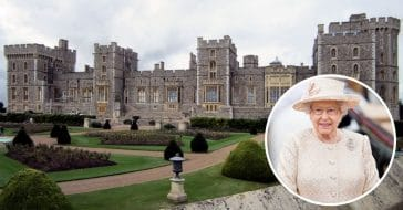 Intruders break in to Queen Elizabeth home Windsor Estate
