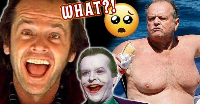 Jack Nicholson Left Hollywood