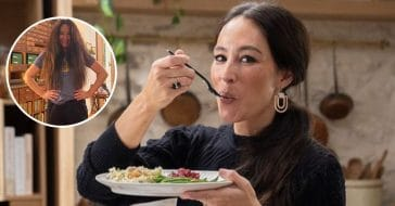 Joanna Gaines reveals her natural hair