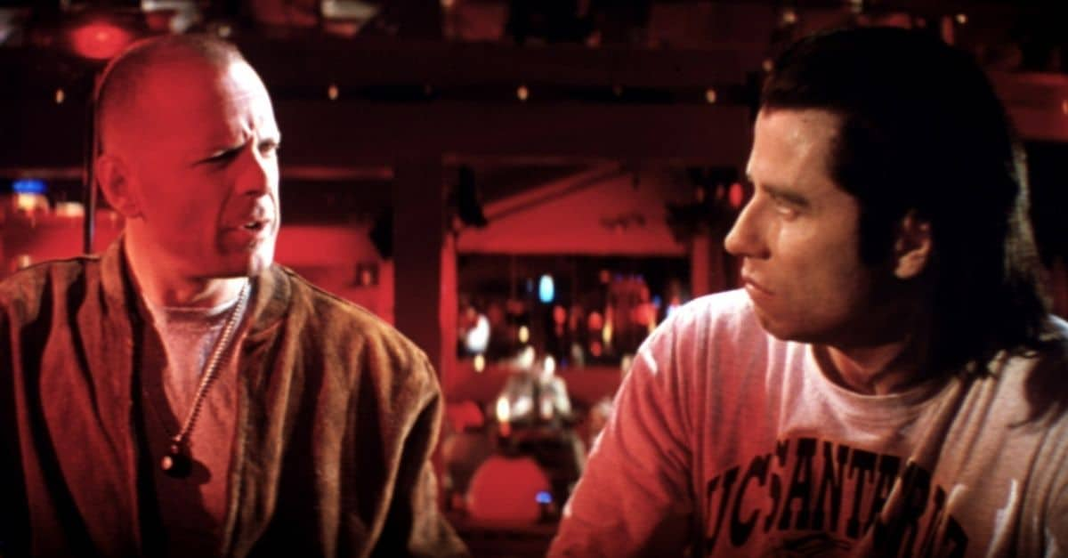 John Travolta, Bruce Willis: Reunite In Film 27 Years After 'Pulp Fiction'