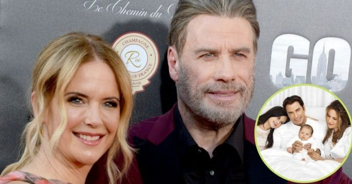 John Travolta Shares Tribute To Kelly Preston On First Mother's Day Since Her Death