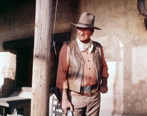 John Wayne, grandfather of Anita La Cava Swift