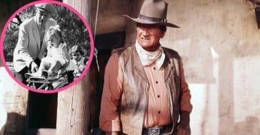 John Wayne's advice for life