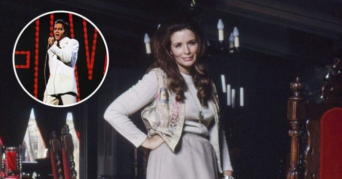 June Carter may have had an affair with Elvis Presley