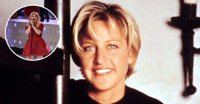 Kelly Clarkson show replacing Ellen in 2022