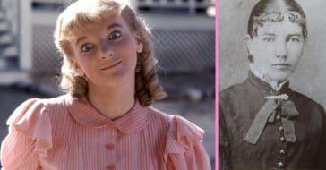 Laura Ingalls-Wilder feared the original Nellie too