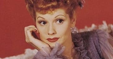 Lucille Ball Had A Scandalous Past Of Nude Photos, Prostitution, And Hardship