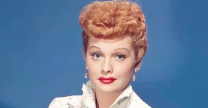 Lucille Ball Was Once Shot At While Taking A Bath