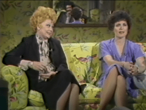 Lucille Ball voiced hopes Lucie would find a man who knew all her wonderful qualities