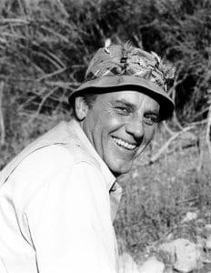 McLean Stevenson as Lt. Blake