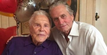 Michael Douglas Reflects On The Death Of Father Kirk Douglas In New Interview