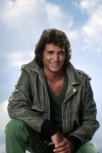 Michael Landon was a proud dog owner to the end of his life