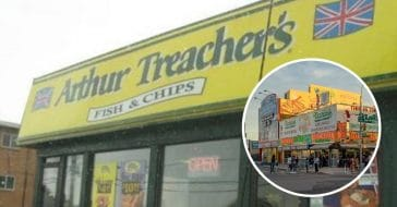Nathans Famous is bringing back Arthur Treachers
