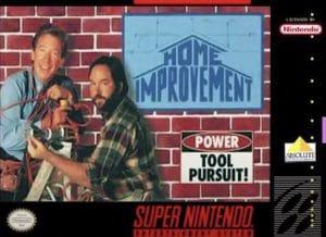 Nintendo Home Improvement