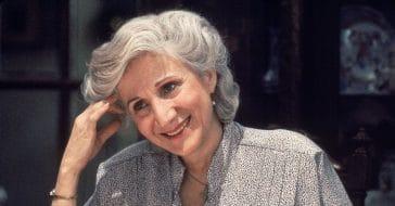 Olympia Dukakis died