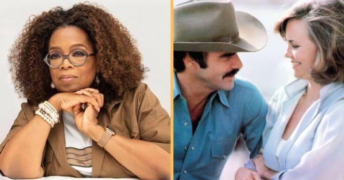 Oprah Winfrey still cringes at her question