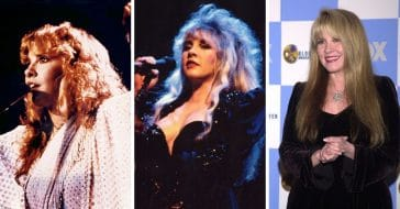 Our Top Gorgeous Photos Of Music Icon Stevie Nicks Throughout The Years