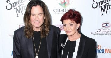 Ozzy Osbourne Defends Wife Sharon, Calling Her 'Most Unracist Person'